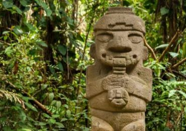 San Augustin - 4 Wochen Kolumbien Rundreise