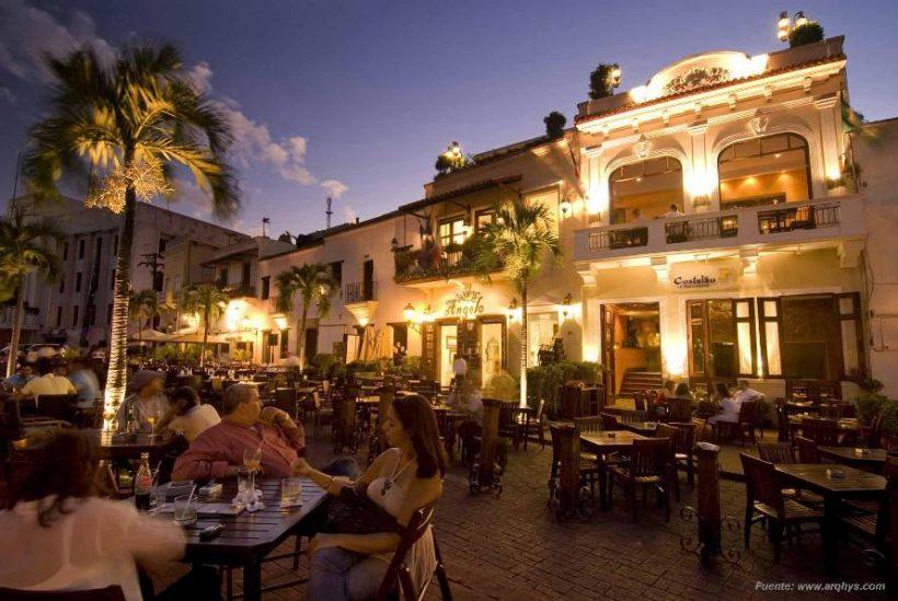 Altstadt Santo Domingo3