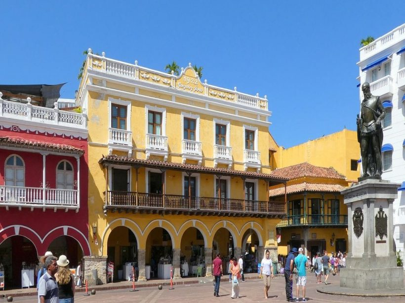 Cartagena Innenstadt