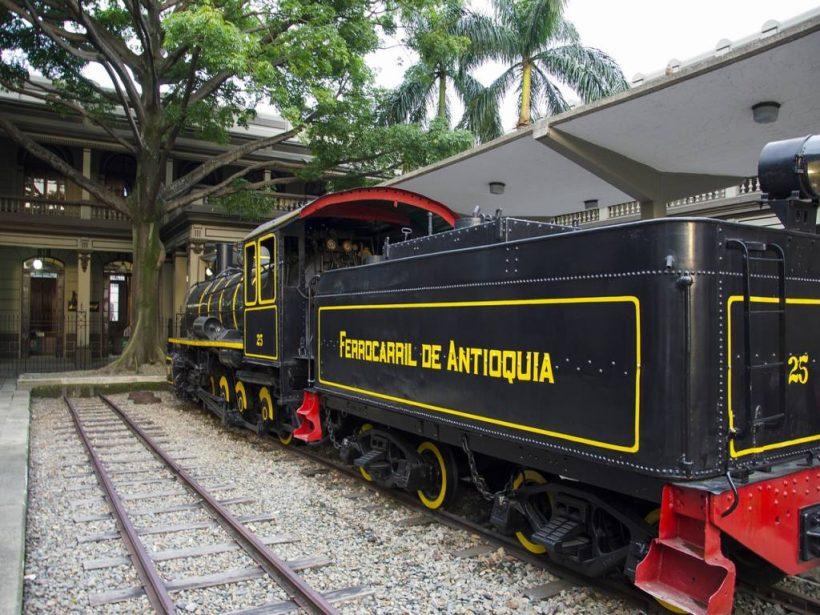 Eisenbahn Medellin