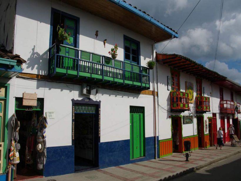 ort kaffeezone kolumbien