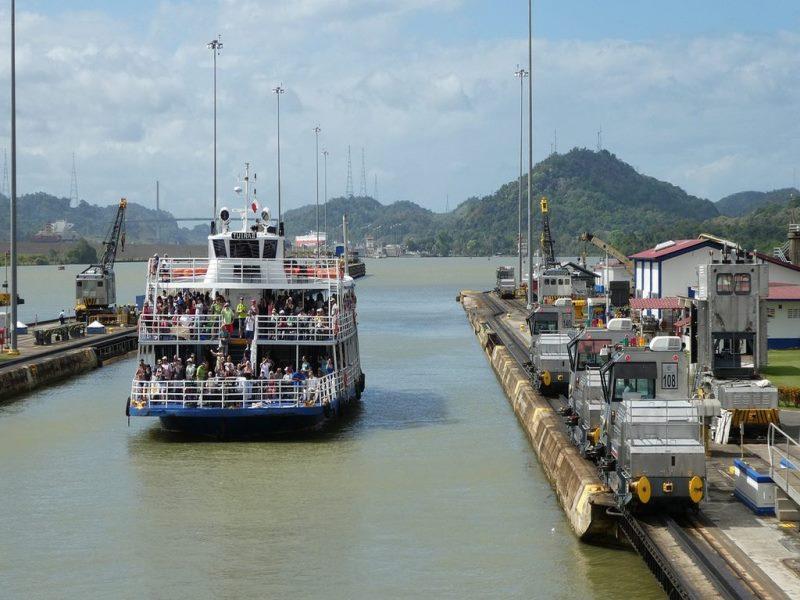 schiffe-Panama-Kanal