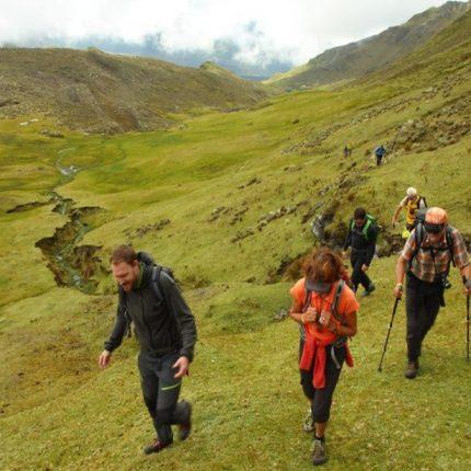 Trekking in Kolumbien