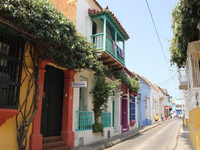 Das Zentrum Cartagenas