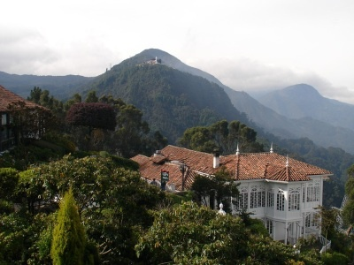 Monserrate in Bogota