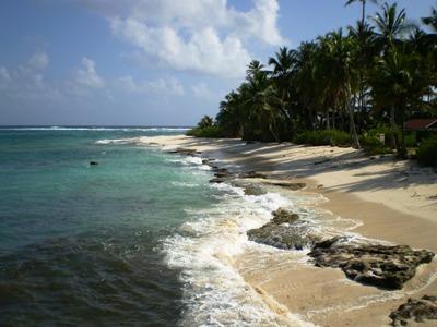 Die Karibikinsel San Andres in Kolumbien