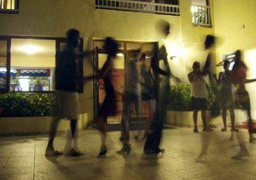 Tanzen in der kolumbianischen Hauptstadt