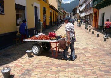 Zipaquira in Kolumbien