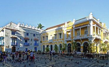 Kolumbien Reisesicherheit in Cartagena